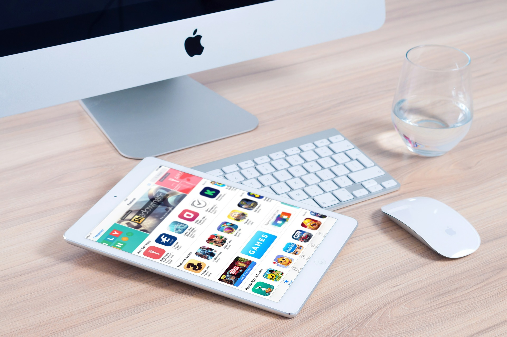 iMac & iPad