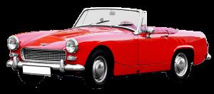 Sports Vintage Car